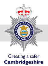 click here to go to the Cambridgeshire Constabulary homepage