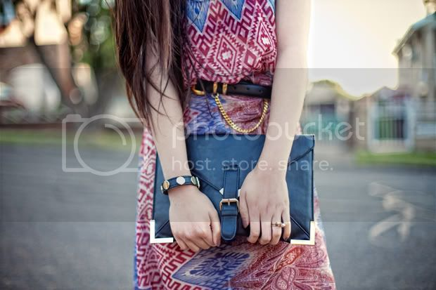 Jessica Tran Jess Loves Fred Sprotsgirl Clutch