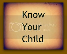 Know Your Child